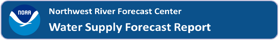 Water Supply Forecast Report Page Header